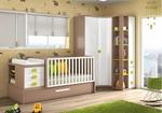 функционални легла и гардероби за бебета