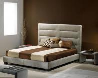 Модерно тапицирано легло