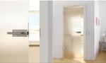 луксозни стъклени врати модернистични