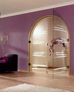 луксозни стъклени врати първокласни