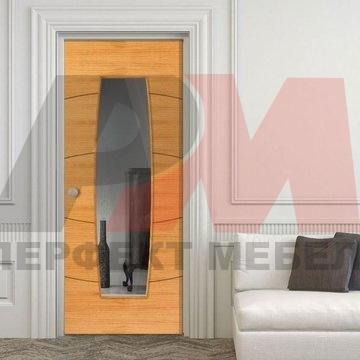 интериорни врати с права каса луксозни