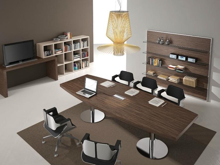 Заседателни маси с модерен дизайн