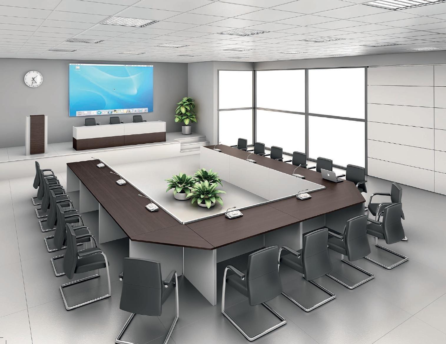 Заседателни маси индивидуална изработка