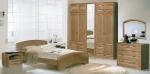 Спални от масивно дърво по индивидуални проекти
