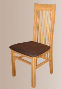 Стол от дъбов материал
